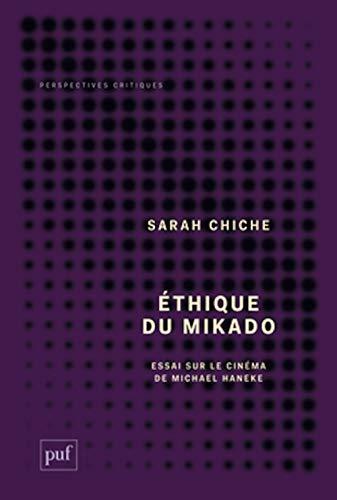 9782130621164: Ethique du mikado