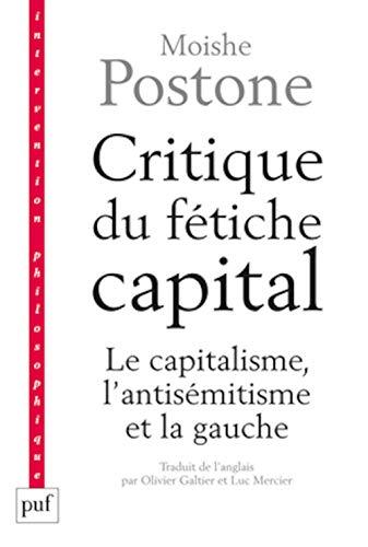 9782130621201: Critique du fétiche capital