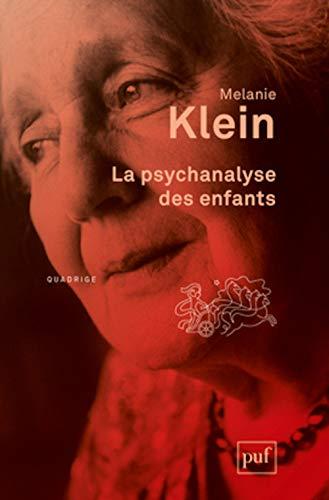 9782130624363: La psychanalyse des enfants