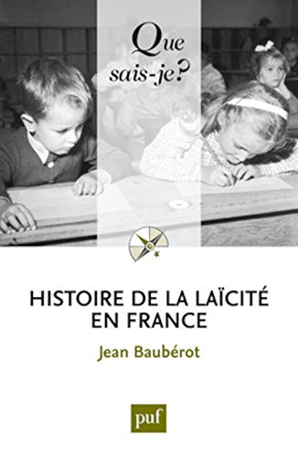 9782130624455: Histoire de la laicite en france (6ed) qsj 3571
