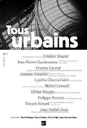 Revue Tous urbains, no 01: Collectif