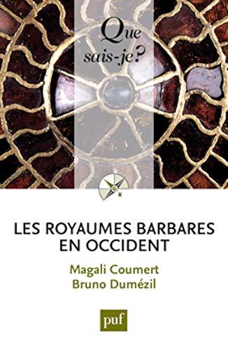 9782130627340: Les royaumes barbares en occident (2e edition) qsj 3877