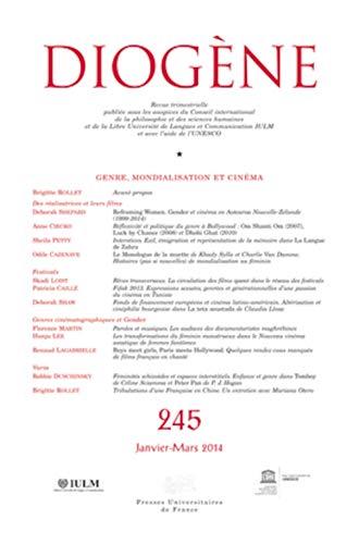 Revue Diogène, no 245: Collectif