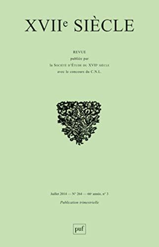 XVIIe siècle, N° 264 : XVIIe siècle