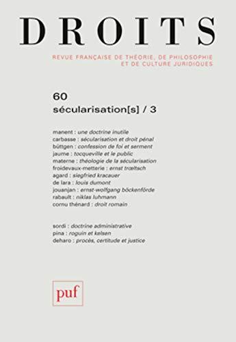 Droits, no 60: Collectif