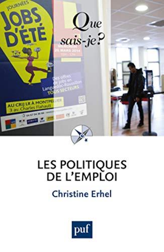 9782130630821: Les politiques de l'emploi