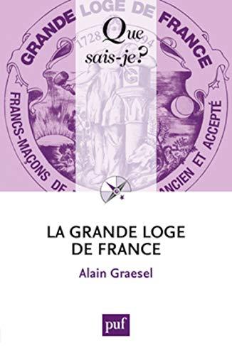 9782130630951: La grande loge de France