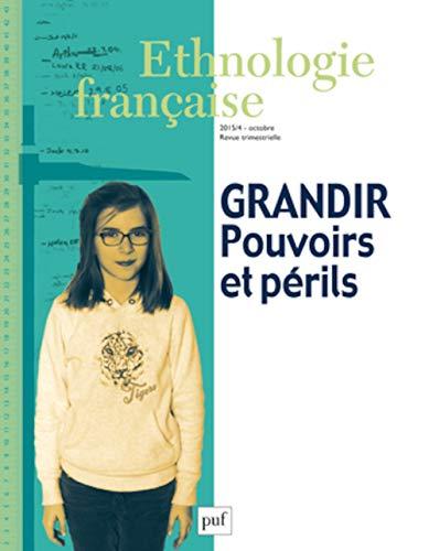 9782130634973: Ethnologie Française 2015 N 4