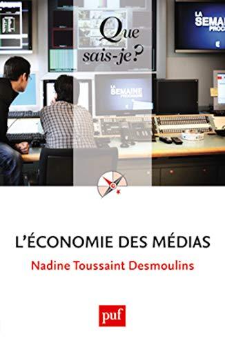 9782130650645: L'économie des médias