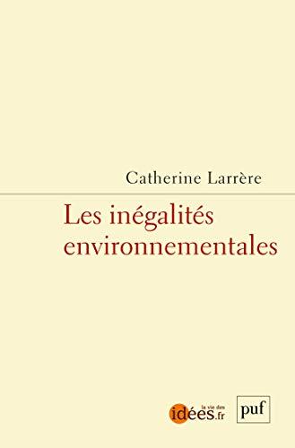 9782130650713: Les inégalités environnementales