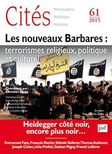 9782130650867: Cités 2015 - N° 61 - Les nouveaux barbares