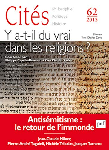 Revue Cités, no 62: Collectif