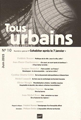 Revue Tous urbains, no 10: Collectif