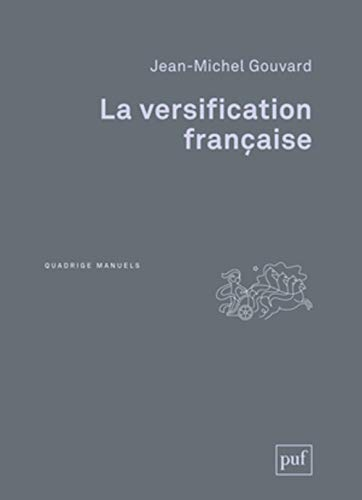 9782130651789: la versification francaise