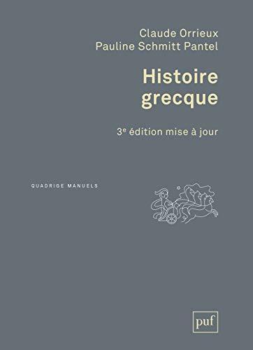 9782130651932: Histoire grecque