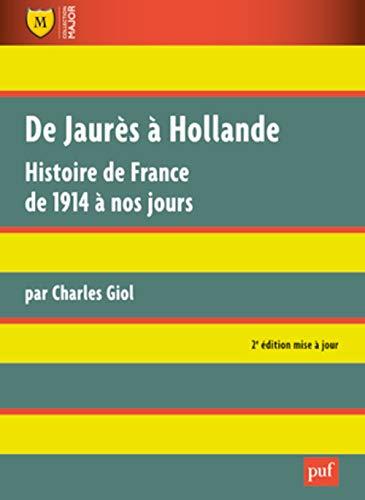 9782130653486: de Jaurès à Hollande (2e édition)