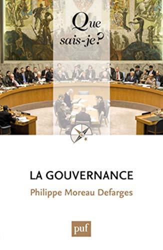 9782130653530: La gouvernance