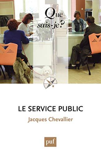 9782130653547: Le service public