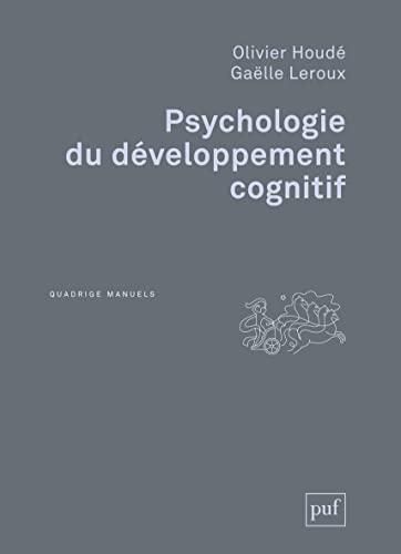 9782130730002: Psychologie du développement cognitif