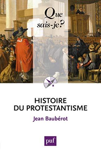 9782130730446: Histoire du protestantisme