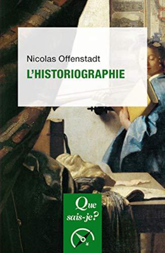 9782130731191: L'historiographie
