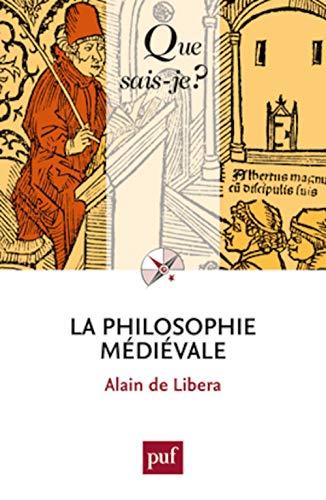 9782130731306: La philosophie medievale (6ed) qsj 1044 (Que sais-je ?)