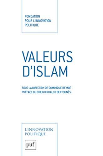 Valeurs d'islam: Collectif