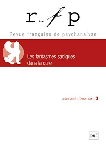 Revue française de psychanalyse, v. 80, no 03: Collectif