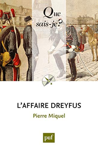 9782130748687: L'Affaire Dreyfus (11ed) Qsj 867