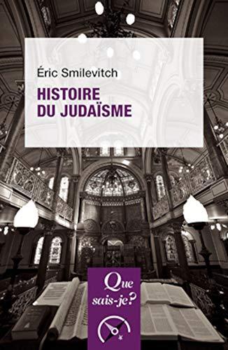 9782130798088: Histoire du judaïsme