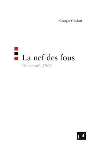 9782130814634: La nef des fous