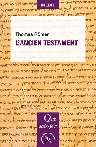 9782130814672: L'Ancien Testament (Que sais-je?) (French Edition)