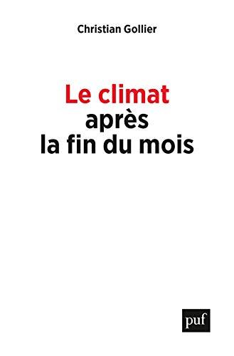 9782130818854: Le climat après la fin du mois