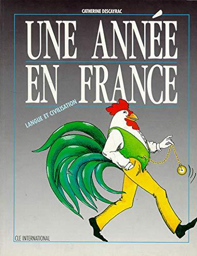 9782190332000: Une année en France