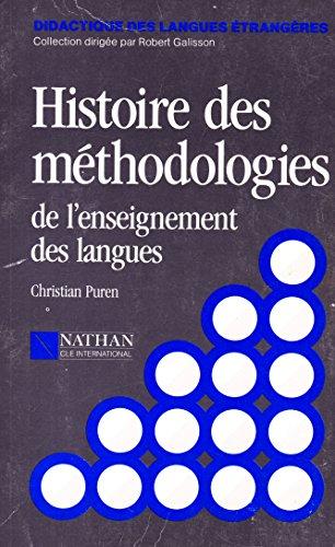 9782190332666: Histoire des méthodologies de l'enseignement des langues
