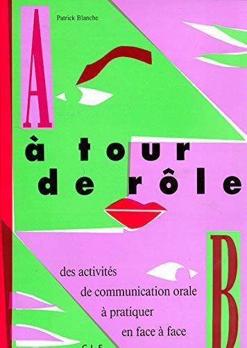 9782190333953: A Tour De Role (French Edition)