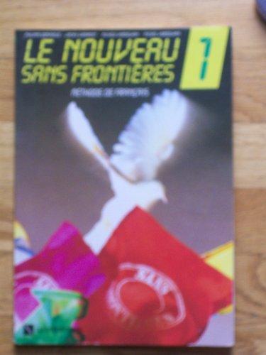 9782190334509: Le Nouveau Sans Frontieres: Livre De l'Eleve 1