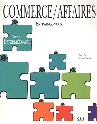 9782190338521: Entrainez-Vous - Commerce-Affaires - Level 2 (French Edition)