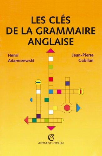9782200011741: Les cl�s de la grammaire anglaise