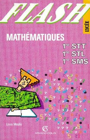 9782200011895: Math�matiques, 1re STT, 1re STL, 1re SMS