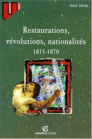 9782200014957: La Restauration
