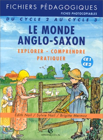 9782200016586: LE MONDE ANGLO-SAXON CYCLE 2 (Ancienne Edition)