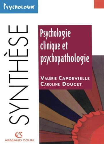 9782200019808: Psychologie clinique et psychopathologie