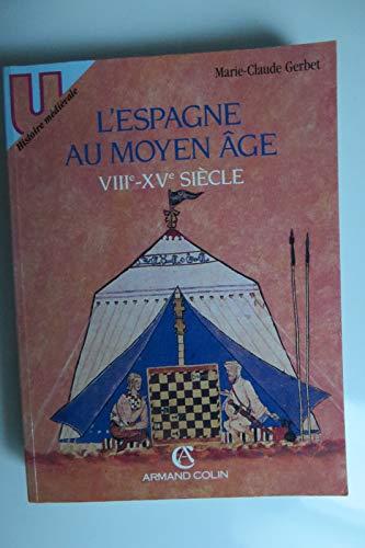 9782200211417: L'Espagne au Moyen-Âge, du VIIIe au XVe siècle
