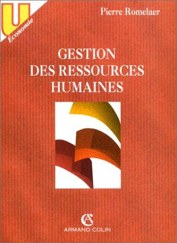 9782200213886: Gestion des ressources humaines