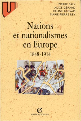 9782200217099: Nations et nationalismes en Europe, 1848-1914