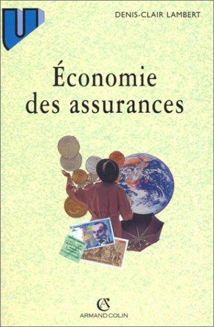Economie des assurances: Lambert