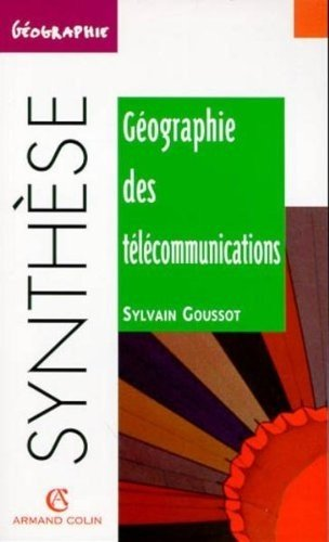 9782200217983: Géographie des télécommunications, numéro 63
