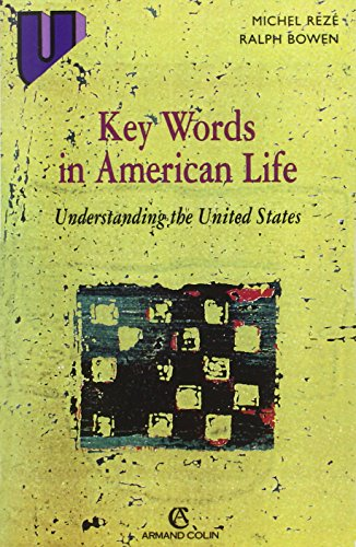 9782200218126: Key words in American Life: Understanding the United States