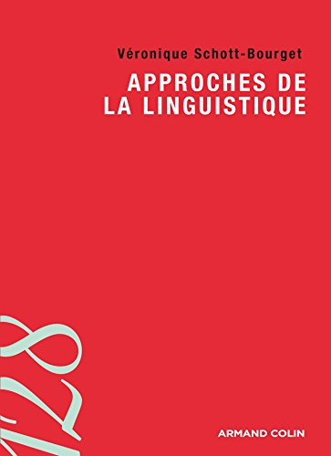 9782200243098: Approches de la linguistique (128)